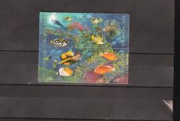 MICRONESIA Nº 332 AL 335 - Fische