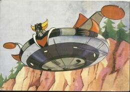 GOLDRAKE UFO ROBOT  Manga - Cuentos, Fabulas Y Leyendas