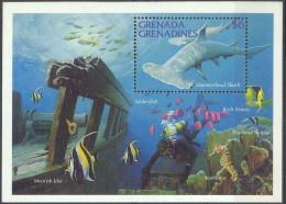 BLOK  MARINELIFE   XX  MNH  NEW - Grenade (1974-...)
