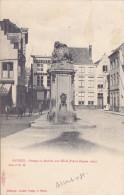 Bruges - Pompe Au Marché Aux Oeufs (Albert Sugg, Animée) - Brugge