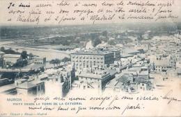 Cpa ESPAGNE - MURCIA - Vista Desde La Torre De La Catedral - Hauser Y Menet 1182 - Murcia