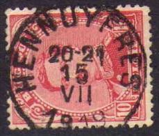 138 Type I Hennuyères - 1915-1920 Alberto I