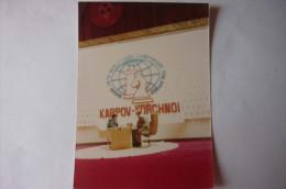CHESS, World Chess Championship Philippines, 1978, Karpov-Korchnoi, Photo - Cartes Postales