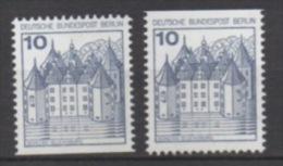 BERLIN NEUF ** Michel :  532 I  C/D - [5] Berlin