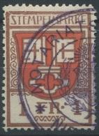 1167 - NIDWALDEN Fiskalmarke - Steuermarken