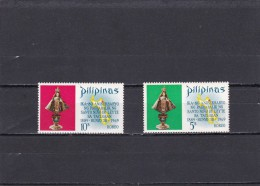 Filipinas Nº 734 Al 735 - Filipinas