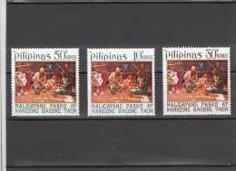 Filipinas Nº 902 Al 904 - Filipinas