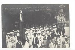 14148 -  Nyon Tir Cantonal Vaudois 1906 Cortège Officiel - VD Vaud