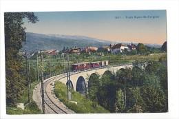 14150 -  Nyon Tram Nyon-St-Cergues - VD Vaud