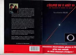 Guide Eclipse Du 11 Oaut 1999 Par Delaye Avec 1 Photo