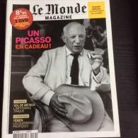 LE MONDE MAGAZINE N°85 Du 30/04/2011  : UN PICASSO EN CADEAU - VOL DE METAUX / L'IMPOSSIBLE TRAQUE - YEMEN / LES GUERRIE - Informations Générales