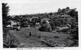 CP DEPT 44 ...  MOISDON LA RIVIERE  .. LA FORGE VERS HAUTE ROCHE - Moisdon La Riviere