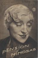 "Cinéma/Film/ Scénario Illustré/""Pension Mimosas""/Feyder/Françoise ROSAY/ Paul BERNARD/1935    CIN43 - Cinéma/Télévision"