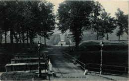Diest, Brug Aan De Ingang Van De Stad, 1907 - Diest