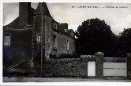 CP DEPT 44 ... LIGNE ... CHATEAU DE CARHEIL - Ligné