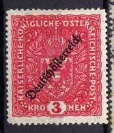 Österreich 1919 Mi 244 * [280316XIV] - Nuevos