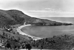 ROSAS ( Costa Brava) Cala ALMADRABA   Circulé En 1961 - Gerona