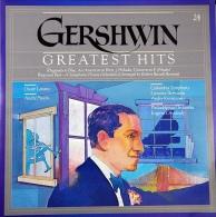 * LP *  GERSHWIN GREATEST HITS (USA 1984) EX!!! - Klassiekers
