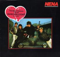 * LP *  NENA - SAME (99 Red Balloons) (England 1984 EX-!!!) - Rock