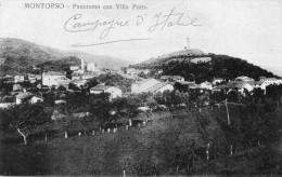 MONTORSO-PANORAMA CON VILLA PORTO - Italien