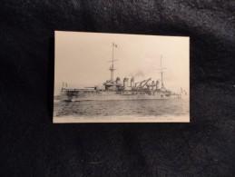 """Le Cuirassé """" Le Condorcet """" . - Warships"""