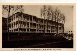 Sanatorium Marin Des Grandes Dalles Pavillon Des Allonges - Frankreich