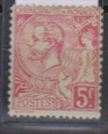MONACO       1891             N. 21       COTE    120 . 00    EUROS          ( 403 ) - Monaco