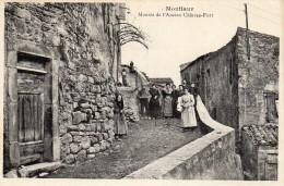 MONTLAUR - Montée De L'Ancien Château Fort - Andere Gemeenten