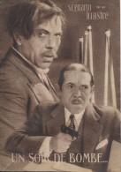 """Cinéma/Film/ Scénario Illustré/""""Un Soir De Bombe """"/Maurice CAMMAGE/LARQUEY/Alice FIELD/Suzanne DEHELLY/1935 CIN55 - Cinéma/Télévision"""