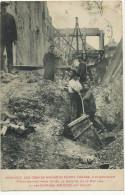 Incendie Des Magasins Seret à St Quentin 19/5/1908 Coffre Bauche Ayant Resisté Safety Box - Disasters