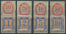 1183 - ST. GALLEN Fiskalmarken - Steuermarken