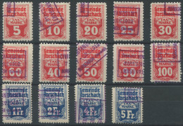 1186 - RORSCHACH Fiskalmarken