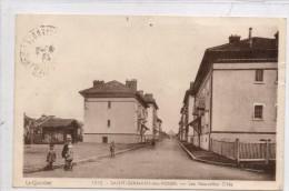 03 - SAINT GERMAIN DES FOSSES - Les Nouvelles Cités - France