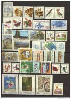 Année Complète 1999 Neuve / Complete Year Mint YT 198 / 234 + BF 7 - Années Complètes