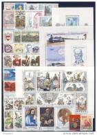 Année Complète 2000 Neuve / Complete Year Mint YT 235 / 264 + BF 8 / 11 - Tchéquie