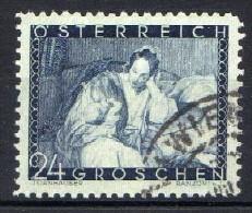 Österreich 1935 Mi 597, Gestempelt [280316XII] - 1918-1945 1ra República