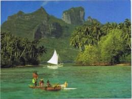 Cpsm  BORA BORA - Polynésie Française