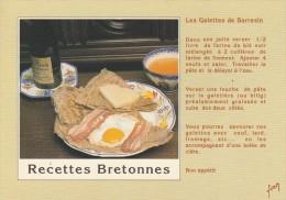 Recette LES GALETTES DE SARRASIN - Recettes (cuisine)