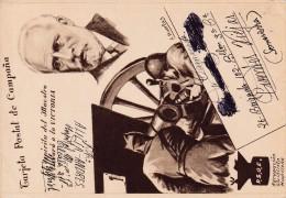 España  - GUERRA CIVIL - TARJETA POSTAL - AGRUPACION SOCIALISTA MADRILEÑA - RARA - 1931-50 Briefe U. Dokumente