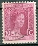 Luxemburg Mi. 92 + 93 + 96 Gest. Marie- Adelheid - 1914-24 Marie-Adélaida