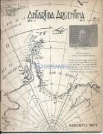34768 ARGENTINA LIBRO ANTARTIC ANTARTIDA AÑO 14 Nº 19 PAG 44 YEAR 1971 NO POSTAL POSTCARD - Other