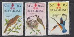 Hong Kong - 1975 Oiseaux - Birds***   MNH - Hong Kong (...-1997)
