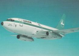 LUXAIR BOEING 737/200 - 1946-....: Moderne