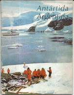 34774 ARGENTINA REVISTA ANTARTIC ANTARTIDA PAG 42 NO POSTAL POSTCARD - Livres, BD, Revues