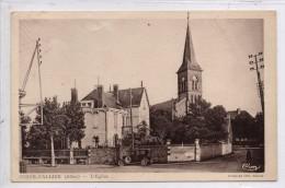 03 - COSNE D'ALLIER  - L'Eglise - Autres Communes