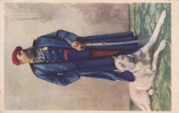 España  - GUERRA CIVIL - TARJETA POSTAL - DE BORREANA A BARCELONA - 1931-Aujourd'hui: II. République - ....Juan Carlos I