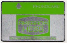 TELECARTE HOLOGRAPHIQUE AMERADA HESS PETROLE  CN 807B - Petrole