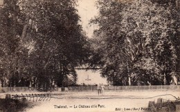 13 Tholonet, Le Chateau Et Le Parc - Autres Communes
