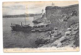 13 - MARSEILLE - Le Débarcadère Du Château D´If - Editions ND Phot N° 95 - 1926 - Château D'If, Frioul, Islands...