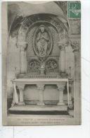 Yvetot Institution écclésiastique Chapelle Basse : Autel Saint Pierre N°29 - Yvetot